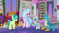 "Ocellus ""your aunts and uncles' children"" S8E16"