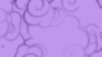 Purple smoke blanketing the screen S9E20