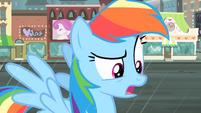 Rainbow confused S4E08