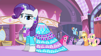 Rarity's friends 'What' S4E13