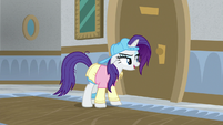 "Rarity ""using our real names"" S8E16"