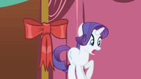 Rarity appalled S1E1