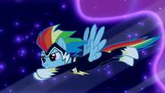 S05E13 Rainbow jako Zapp atakuje Tantabusa