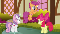 """Scootaloo """"we still have time"""" S9E23"""