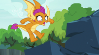 "Smolder ""I'm not finished yet!"" S9E3"