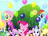 La Organizadora de Fiestas Pinkie Pie