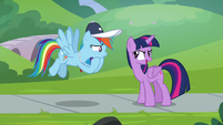 "Twilight ""you might be surprised"" S9E15"
