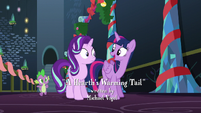 Twilight --It's a time to spend with friends and family when we celebrate-- S6E8