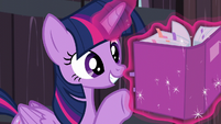 Twilight --really listening to each other-- S5E23