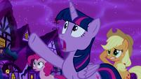Twilight Sparkle -but it's not enough!- S5E13