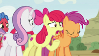 "Adult Apple Bloom ""and got lost!"" S9E22"
