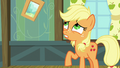 "Applejack ""I might've left a blight sprayer"" S6E23.png"