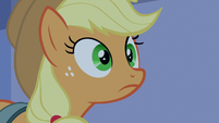 Applejack hears Twilight Sparkle's voice S9E17