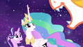 Daybreaker cackling at Celestia and Starlight S7E10.png