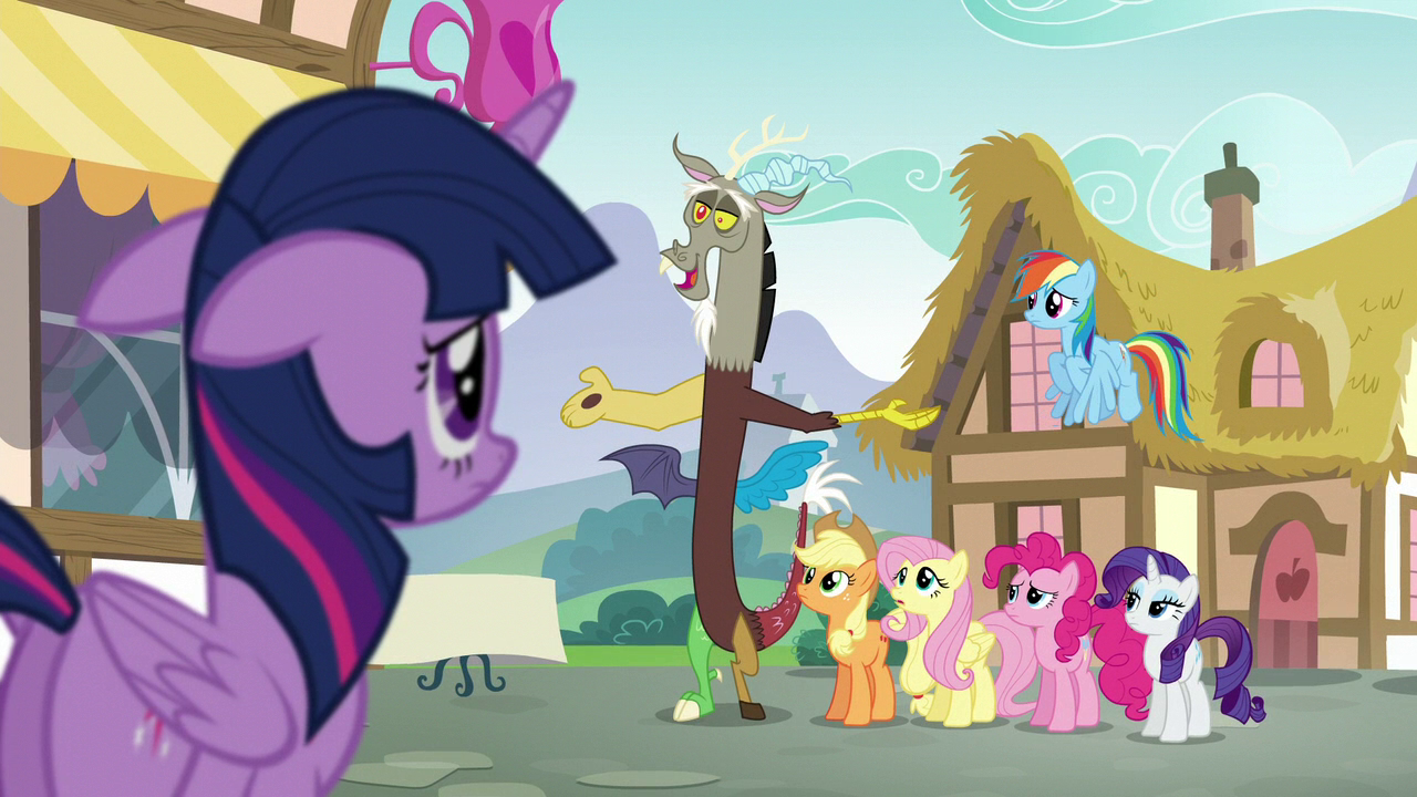 what about discord my little pony friendship is magic wiki