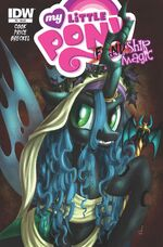 FIENDship is Magic issue 5 cover A