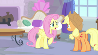 "Fluttershy ""I'm not exactly sure"" MLPS3"