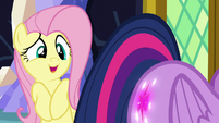 Fluttershy --you were called, too!-- S5E23