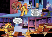 MLP Annual 2013 - Dark magic library