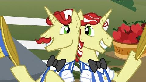 My Little Pony FiM - The Flim Flam Brothers Song - Polish