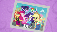 Photo of Mane Seven at Equestria Land EGROF