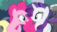 Pinkie 'how great being me actually is!' S4E13