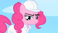 Pinkie Pie's face before she tastes the spiciness S1E16.png
