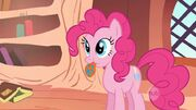 Pinkie Pie Spotted Tongue S1E09