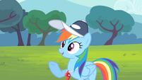 Rainbow Dash 'Show me what you got' S4E05