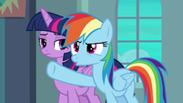 Rainbow Dash --not without you-- S6E24