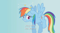 Rainbow Dash Derp S02E01