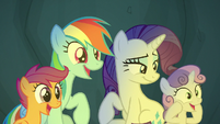 "Rainbow and CMC ""what happened next?!"" S7E16"