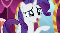 "Rarity ""you're a card!"" S5E22"