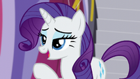 Rarity -I hired her right on the spot!- S5E14