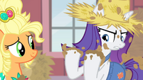 Rarity disgusted S4E13