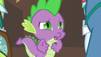 Spike -by order of Princess Twilight- S5E10