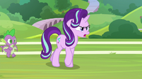 "Starlight Glimmer ""Discord, that's enough!"" S8E15"