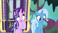 Starlight Glimmer thinks of something S8E19