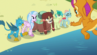 Students want to race with Smolder S8E1