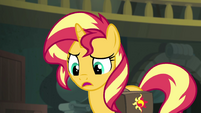 Sunset Shimmer -if that's even possible- EGFF
