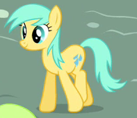 Sunshower Raindrops Earth Pony ID S4E13