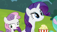 Sweetie Belle disappointed -I did- S7E6