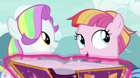 Toola Roola thanking Princess Twilight S7E14