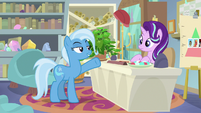 """Trixie """"the one running the school"""" S9E20"""