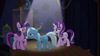 Trixie --you still don't trust me!-- S6E6
