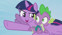 """Twilight """"exactly what we have to do!"""" S5E25"""