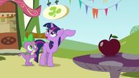 Twilight 'Phew' S3E3