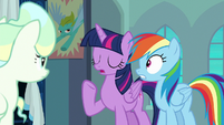 Twilight --we know what you've been doing-- S6E24