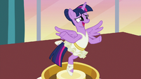 Twilight Sparkle -if you ever need to talk- S7E10