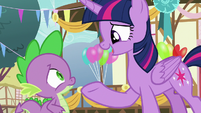 Twilight Sparkle -now pull it together- S7E15